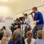 BarZangBar in concert - Faroe 6